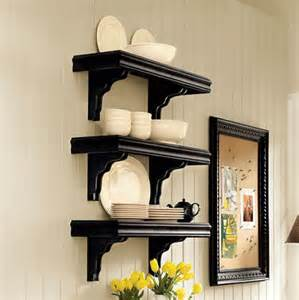 Ballard Designs Laundry cafe shelving 12 inch deep traditional display and