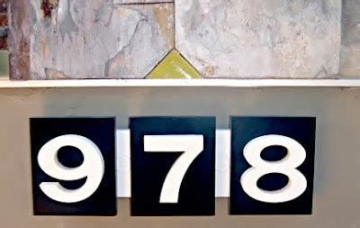eichler house numbers mad for mid century eichler address numbers