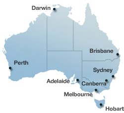 map of australia with capital cities ep032 pronunciation of australian capital cities