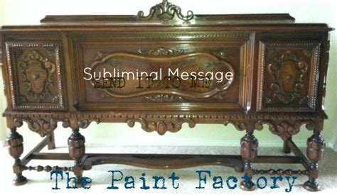 buffet table for sale buffet the paint factory