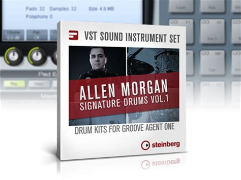 Software Audio Magix Sound Forge 11 Unlimated allen signature drums vol 1 by steinberg