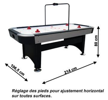 air hockey table dimensions table air hockey