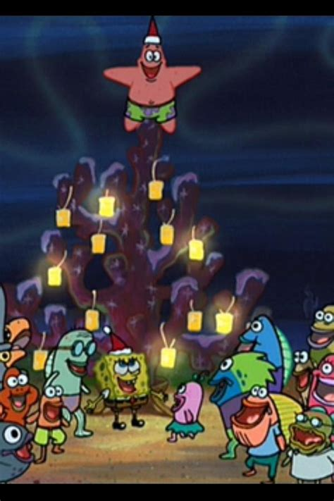 spongebob christmas tree quotes quotes pat star quotes