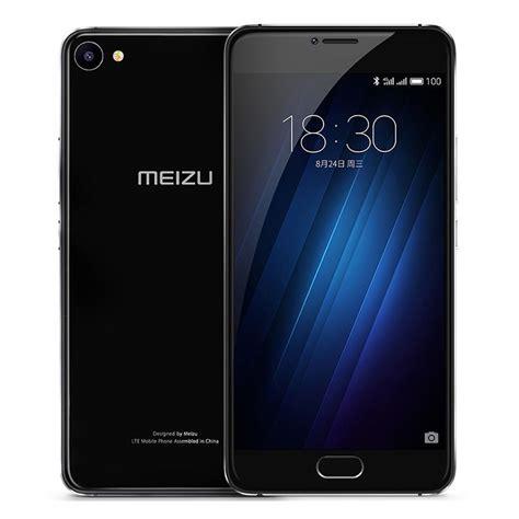 Meizu U20 2 16gb Black meizu u20 2 16gb flyme 5 octa 1 8ghz dual sim 5 5