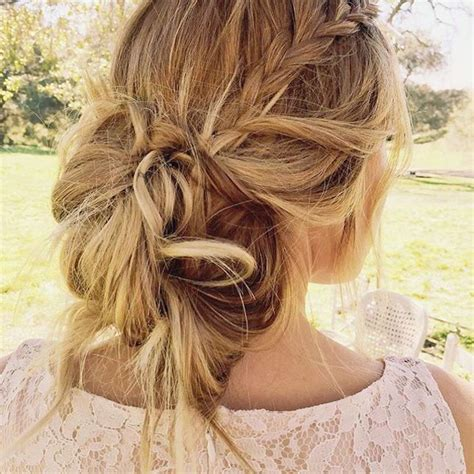 braided hairstyles lauren conrad lauren conrad s new boho hairstyle is pitch perfect spring