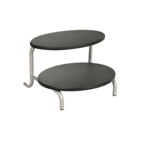 medical couches double tier oval couch step for sunflower medical