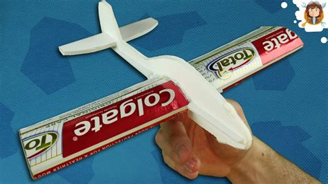 Make Your Own Fly Paper - how to make an airplane that flies far