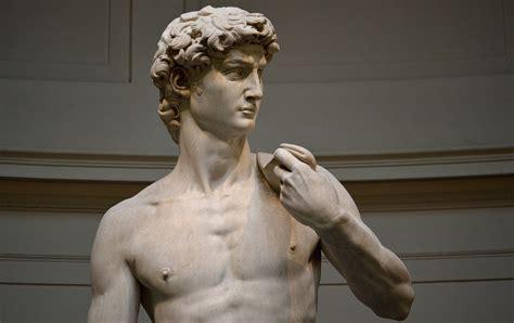 michelangelo david statue robox dad bod statue is a twist on michelangelo s david