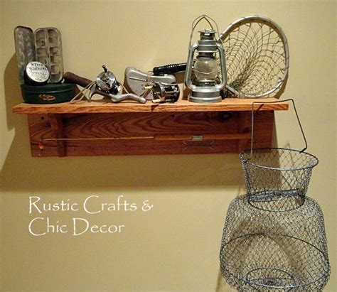 fishing decor for homes vintage fishing decorating ideas carson pinterest