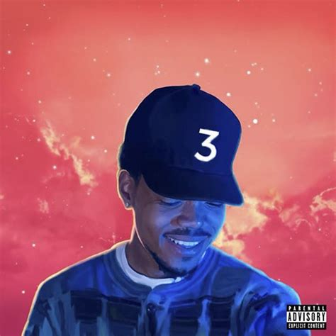 coloring book free chance the rapper the 25 best album covers of 2016 design lists