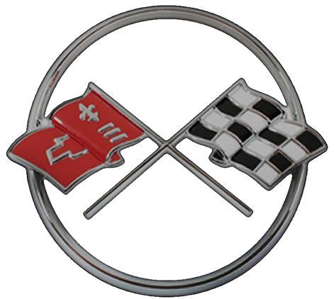 corvette emblems by year river city corvettes of sacramento past newsletters