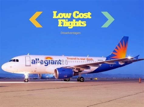 the disadvantages of low cost flights gr8 travel
