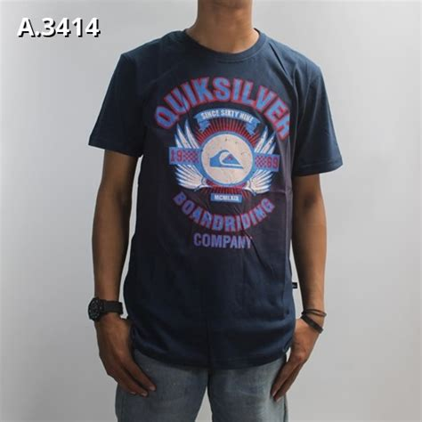 Kaos Distro Quicksilver kaos quiksilver a 3414 home
