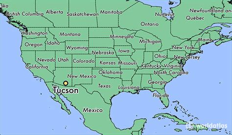 where is arizona located on the map where is tucson az where is tucson az located in the