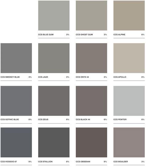 how to color concrete coastwide readymix concrete colour charts colour