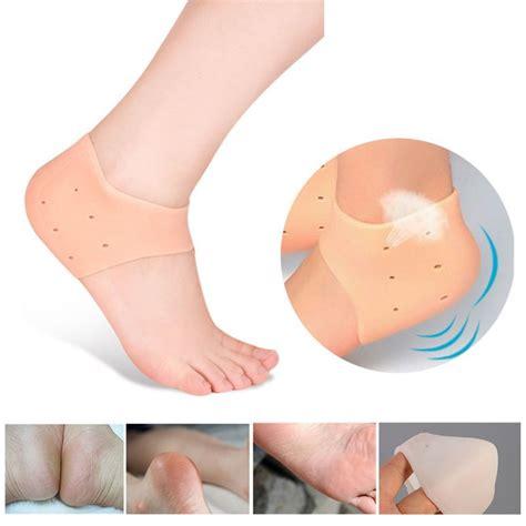 Gel Pad Heels gel heel pads heel cushion for relief and cracked heels