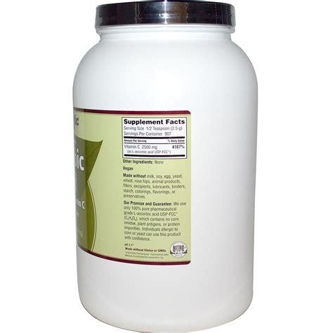 Ascorbic Acid Vitamin C Serum Kiloan 1 Kg nutribiotic ascorbic acid 100 vitamin c