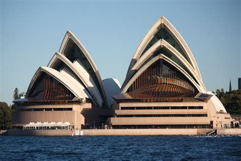 design of sydney opera house sydney city and suburbs sydney opera house