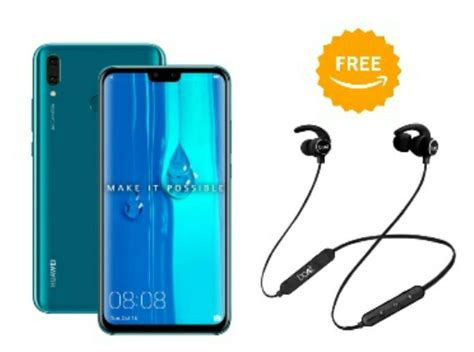 samsung y9 earphones free boat rockerz bluetooth wireless earphone with huawei y9 desidime