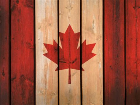 canadian woodworking canada flag background tutorial