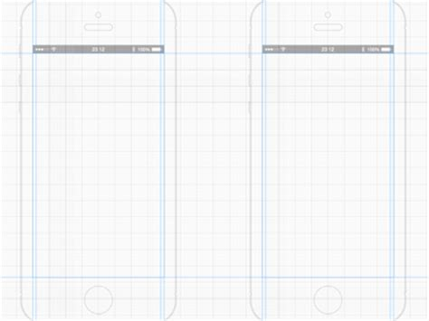 Apple Iphone 5 White Wireframe Template Sketch Freebie Download Free Resource For Sketch Sketch Wireframe Template