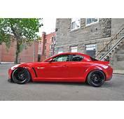 Mazda Rx 8 Gt Red Enkei Rpf1 Black 3  Rides &amp Styling