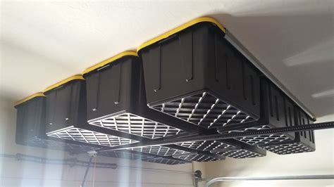Overhead Garage Door Storage 25 Best Ideas About Overhead Garage Storage On Overhead Storage Overhead Garage