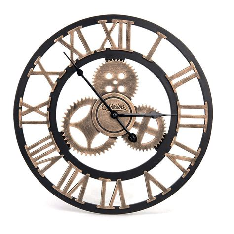 wooden clock style and design knowledgebase wooden gear clock build a craftsmen s fine project