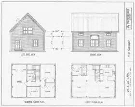 26 X 40 Cape House Plans Previous The Saranac 24 X 32 X 30 House Plans