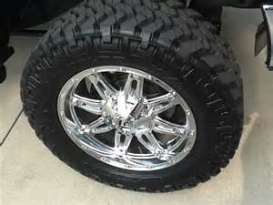 33 Tires For 20 Inch Rims 20 Quot Rims With 33 Quot Tires Post Em Page 4 Ford F150