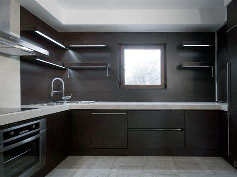 Curved Island Kitchen Designs 22 dark kitchen ideas inspirationseek com