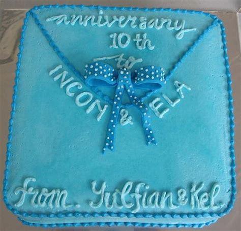 Choker Layer Pita Biru 1 cake miracle by peni respati november 2006