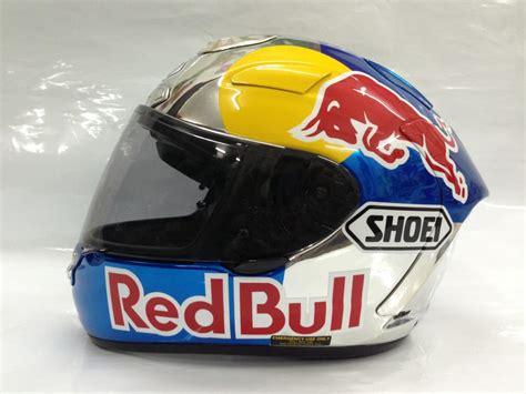 Helm Shoei Redbul Shoei Redbull Zaki Designs 009 Motomalaya