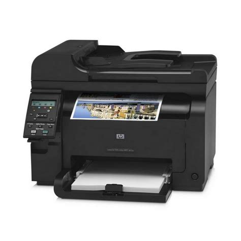 Hp Search Hp Laserjet Pro 100 Color Multifunction Printer M175nw