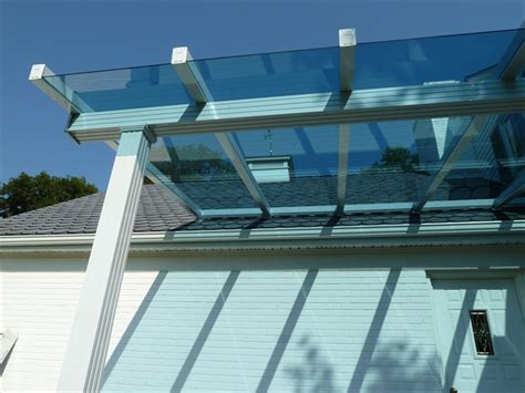 Clear Patio Roof by Clear Roofs Non Insulated Sepio Weather Shelters