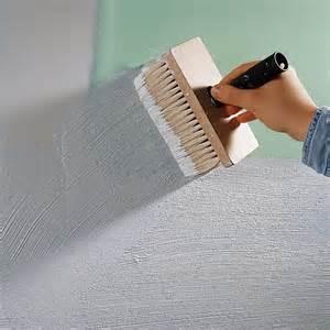 decke mit latexfarbe streichen wandgestaltung kreative maltechniken tapeten und innenputze