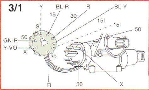 volvo 850 ignition switch wiring diagram volvo free