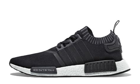 adidas nmd r1 japan boost black the sole supplier