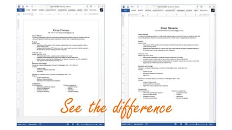 How To Get Your Resume Noticed by Get Your Resume Noticed Resume Aesthetics