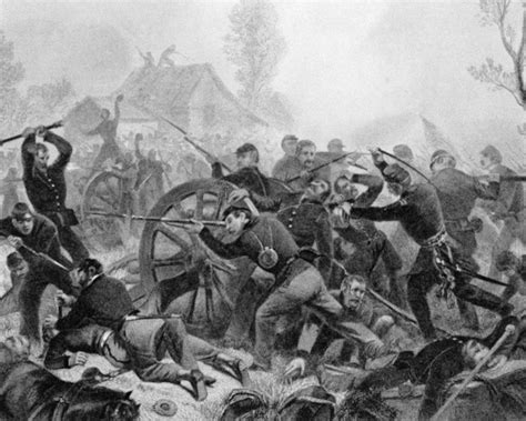 battle of shiloh today in history april 7 battle of shiloh history