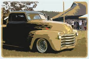 50 chevy photograph by steve mckinzie