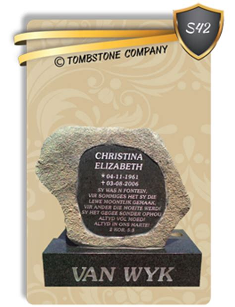 Tomstone Card Template by Tombstone Company Customized Tombstone Quotes
