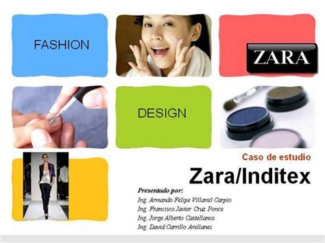 Caso De Estudio Zara Authorstream Zara Ppt Template