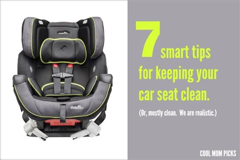 7 Tips For Keeping Your Purse Clean by 7 Tips For Keeping Your Car Seat Clean Cool Picks