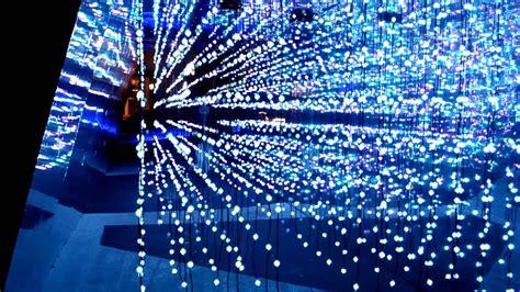 light walk project an interactive lighting installation