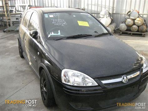 holden barina parts for sale holden barina xc 2004 for wrecking all parts for sale in