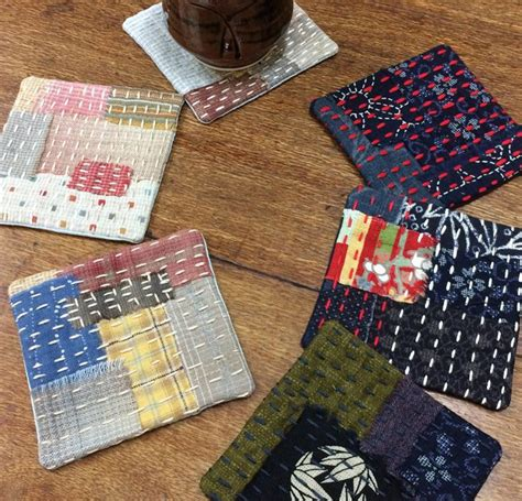 Mug Bags Patchwork Pattern - 401 best images about boro bags sashiko on