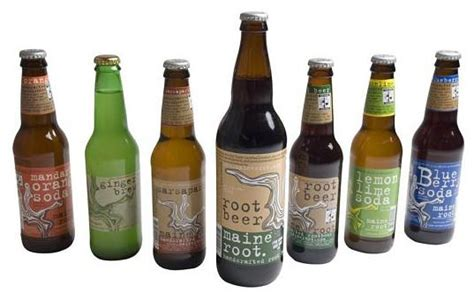 Handcrafted Soda - maine root handcrafted beverages organic soda pops