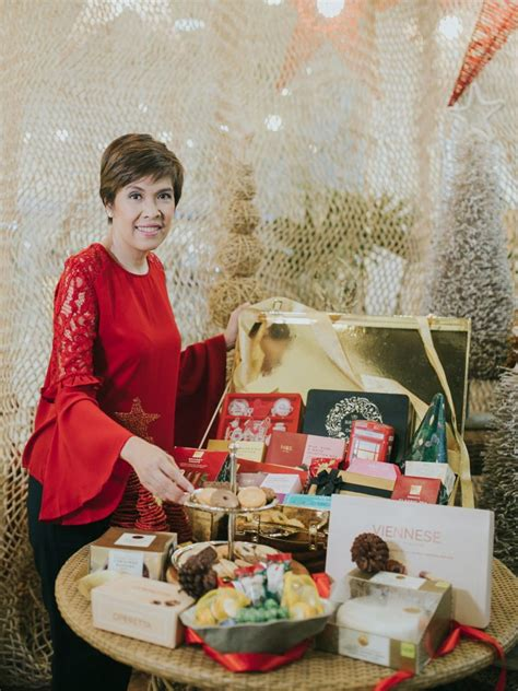 m spencer christmas food gifts pastry chef booboo maramba shares top 20 m s food gift ideas davao