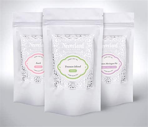 Home Graphic Design Business Neverland Tea Ornate Package Design 1 Designstown